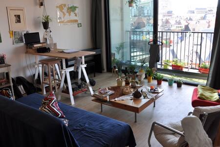 Room in Brussels european quarter - Bruxelles - Wohnung