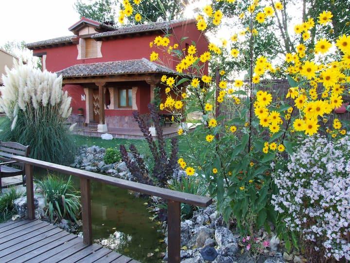 Casa rural en Turegano de 4 plazas Atoca IV