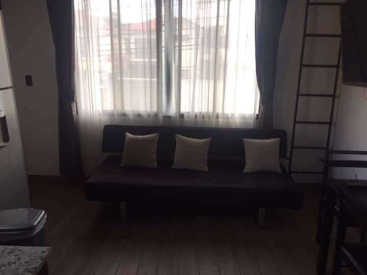 Apartamento para pareja o persona sola