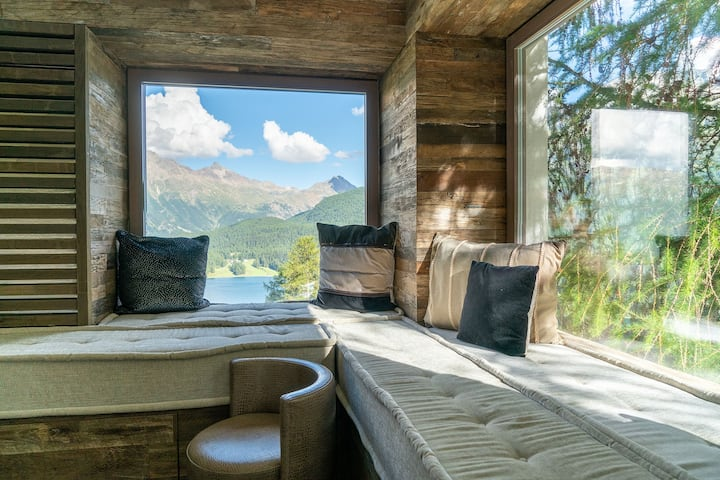 Sankt Moritz - Charming apartment in villa