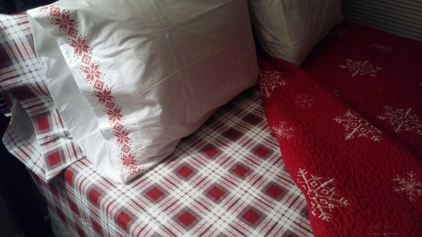 Winter flannel sheets