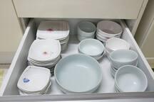 Many bowl