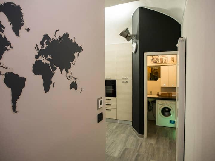 Lovely room  in Turin center
