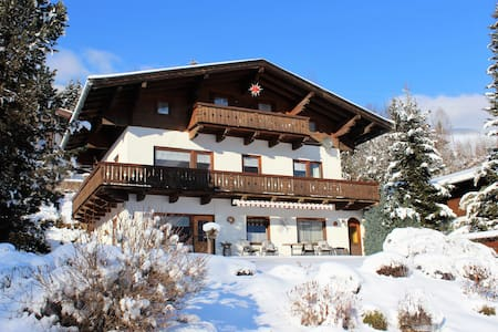 Ferienglück auf Gletscherblick - Rosental - Apartment