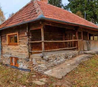 Ioana's little cabin for your private escape