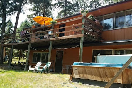 Wooded, Peaceful, Private Mountain Retreat! - Conifer