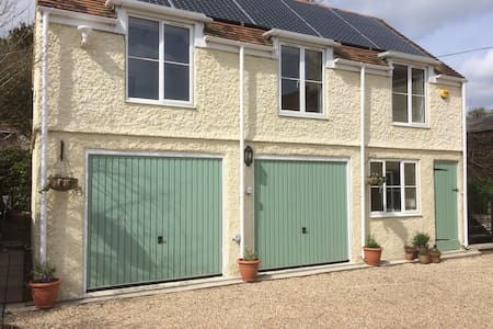 Spacious double studio-room with views. Holton. - Somerset - 阁楼