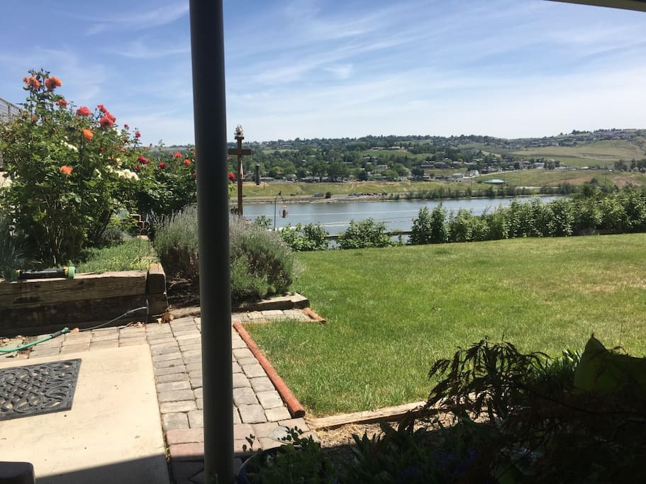 View of Snake River from your outdoor area