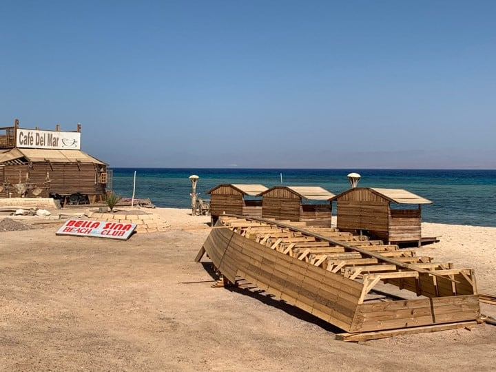 Bella Sina Beach Club (Nuweiba)
