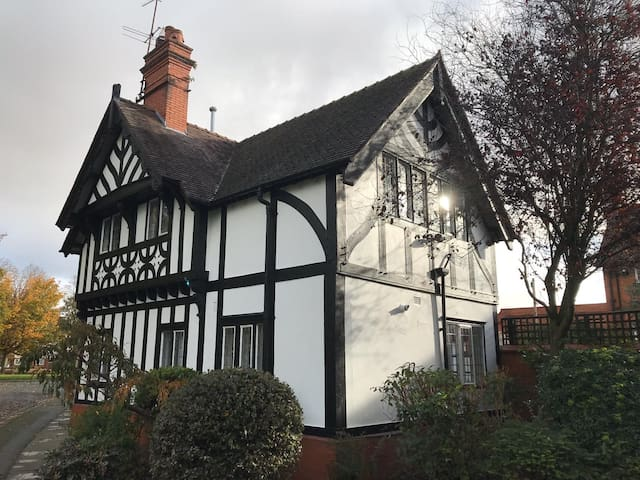 Swiss Cottage, Port Sunlight, Wirral