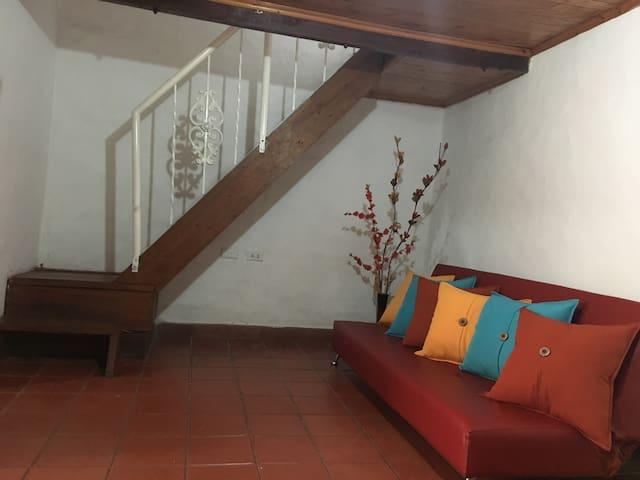 Cozy Loft/Studio in Buga - Guadalajara de Buga - Apartment