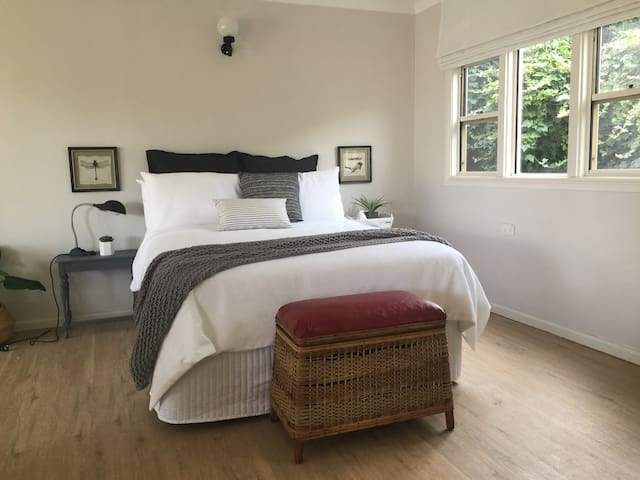 Quality, comfortable double bed