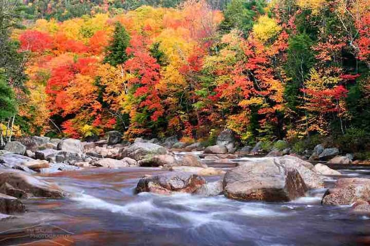 🎯 Fall Kancamagus Relax and Recharge Pools/hotub