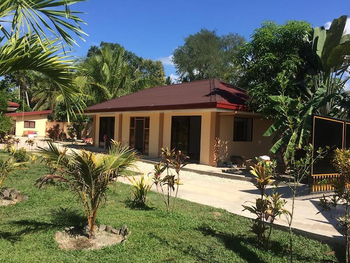 3 room Apartment house in quiet location with pool
