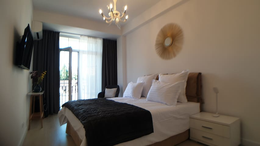 Luxury flat in heart of Chisinau.