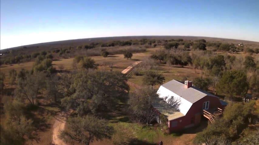 Estes Preserve Barn Loft