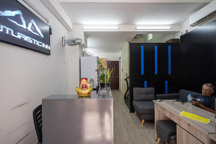 Private Dorm - Futuristic Inn D1 - SAI GON