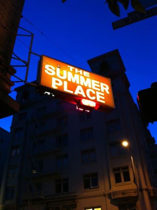Foto de Summer Place en SoMa