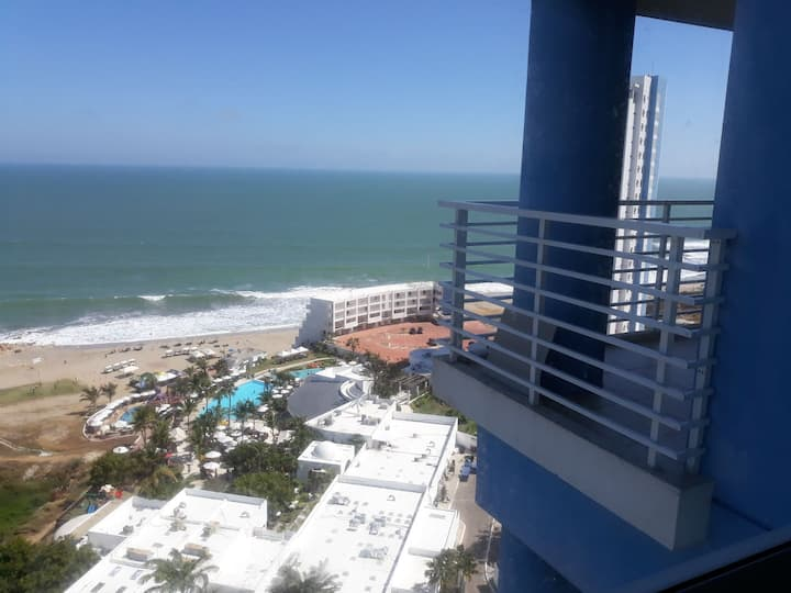 Departamento en Playas Ocean Beach