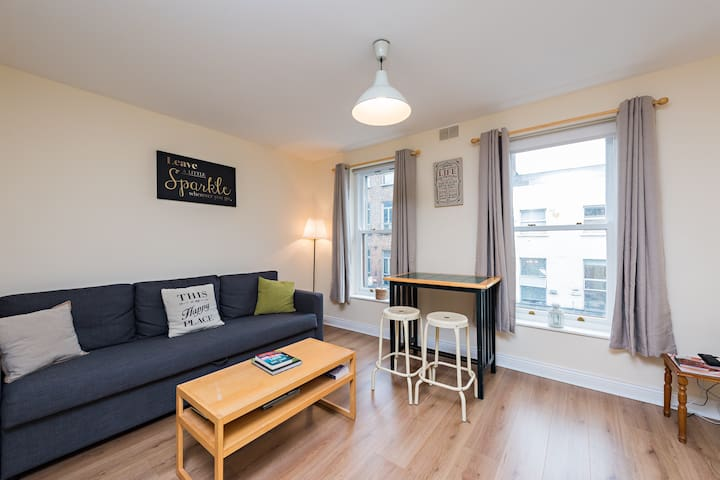 Cosy 1BDM best location Dublin 1 near Temple Bar