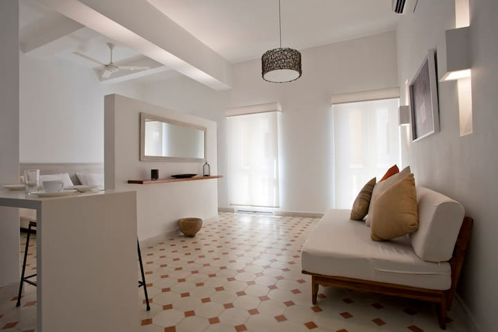 Beautiful Loft-Old City #1 - Cartagena - Leilighet