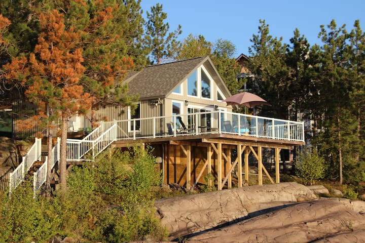 Sunset Point Water Front Home