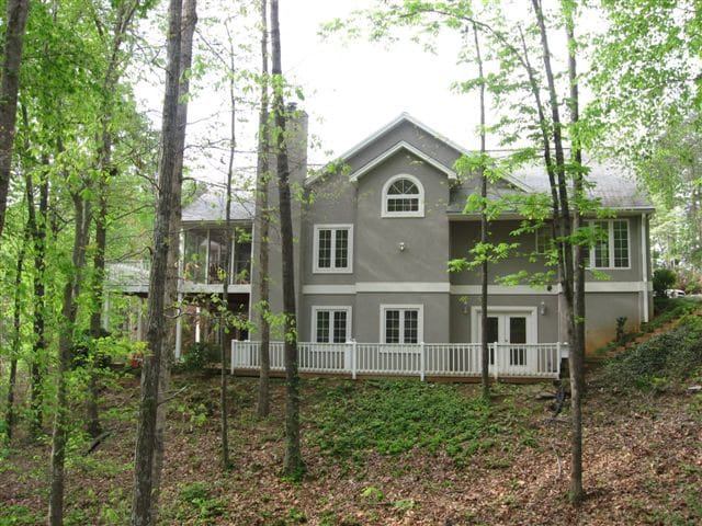 3000sf home overlooking Lake Keowee - Seneca - Hus