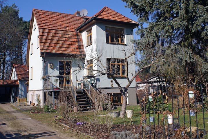 Comfortable, light 2 room apartment - Schulzendorf
