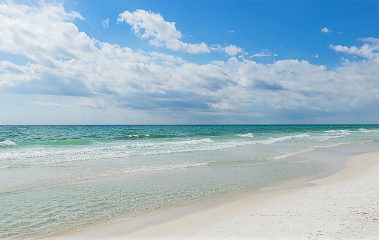 Check out the beautiful beaches nearby