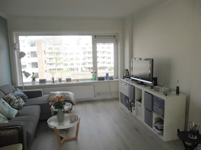 Room in a spatious apartment on a great location - Utrecht - Appartement