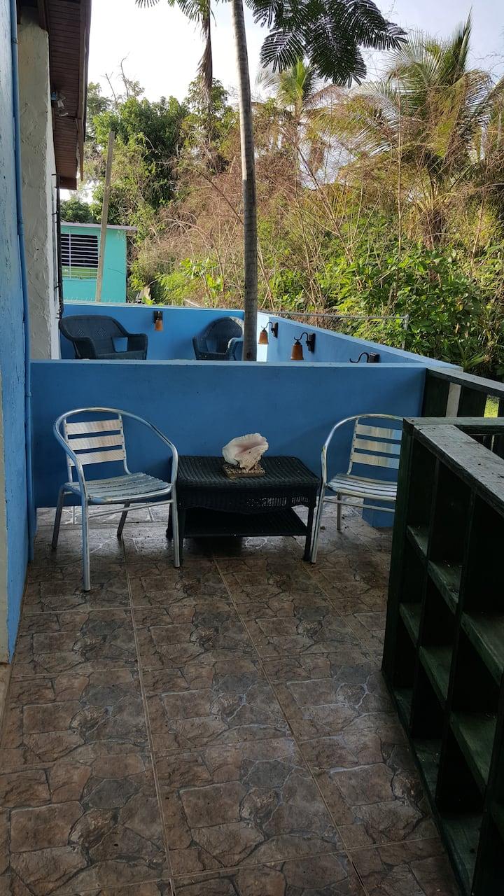 Bananas Guest House & Restaurant Room 11