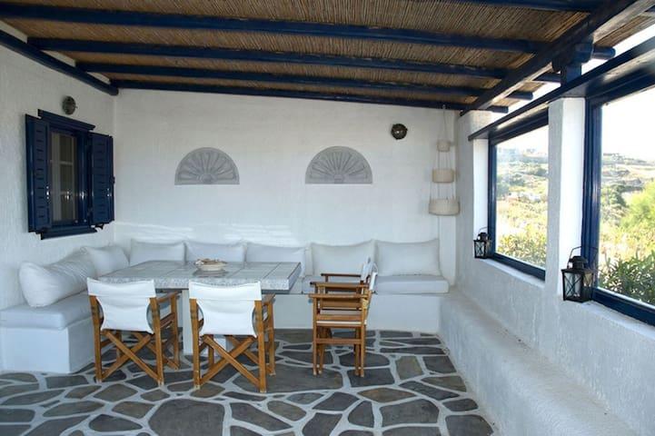 Villa Melina –COSTA ILIOS RESORT - Mykonos
