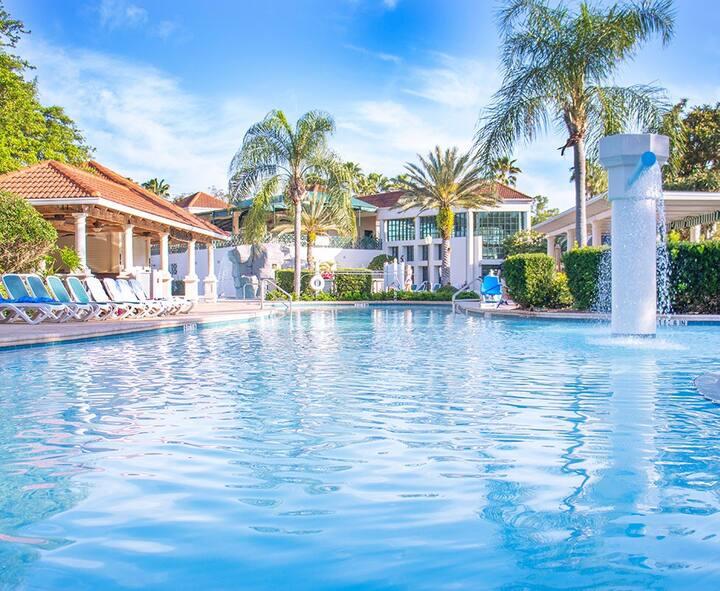 Star Island Resort 2 BDRMS deluxe