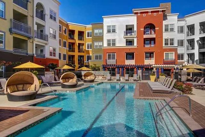 2BR / 2BA for Rent in SiliconValley - Milpitas - Apartamento