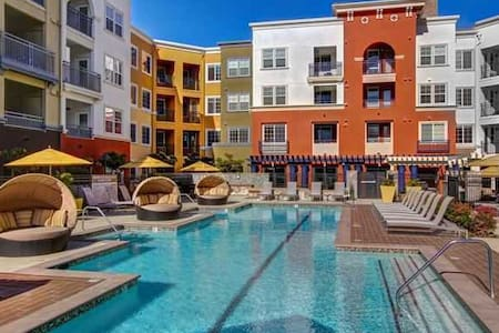 2BR / 2BA for Rent in SiliconValley - Milpitas - Appartement