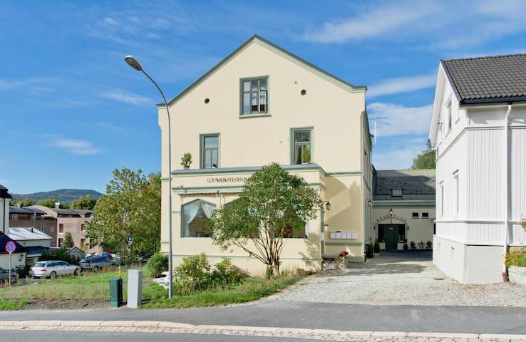 Koselig leilighet i Drammen sentrum - Драммен - Квартира