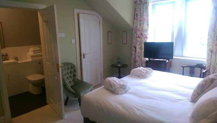 The Montgomery Room, Lochinver Guesthouse