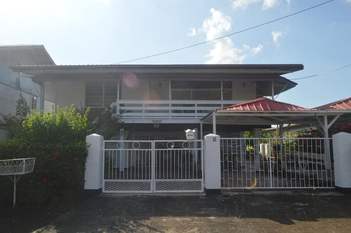 Authentic house  close to downtown Paramaribo