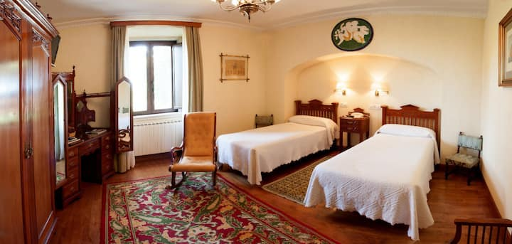 Hotel Quinta Duro*** Habitación doble 2 camas
