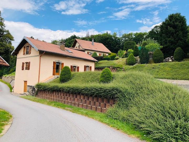 Maison individuelle à Ferdrupt au coeur des Vosges