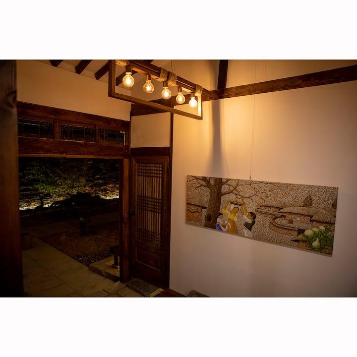 황남별곡 - 최고급 전통한옥 숙박 - 해주