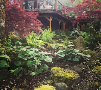 Quinn Mountain Retreat Apartment - Washougal - 住宿加早餐