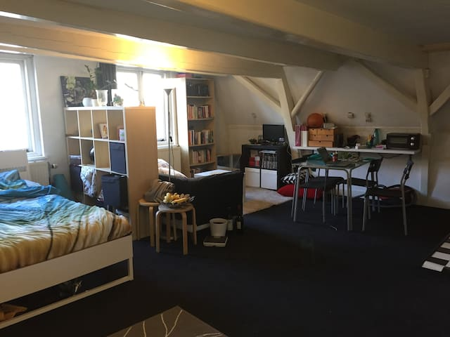 Haarlem: Charming city center studio for two - Haarlem - Wohnung