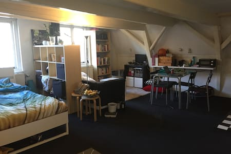 Haarlem: Charming city center studio for two - 哈勒姆 - 公寓