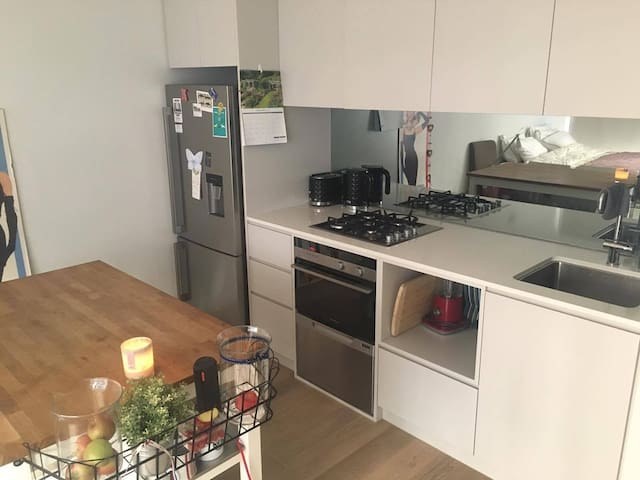 Modern brand new studio central location - North Sydney