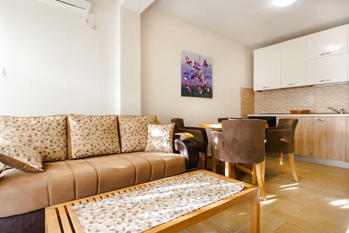 Brand New Apartment Budva (Becici) - Ground Floor