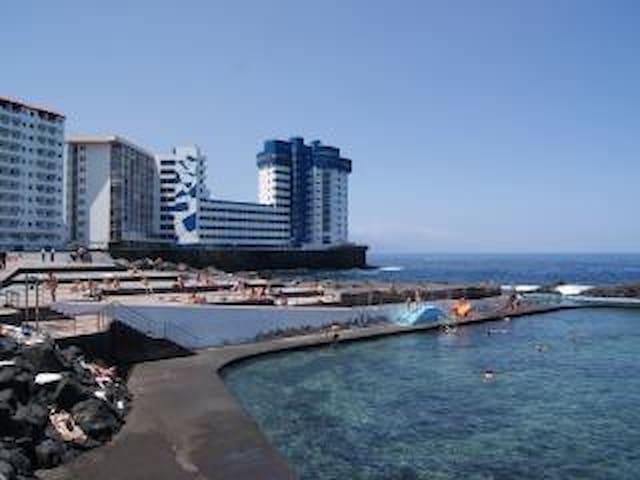 APARTAMENTO MODERNO A PIE DE PLAYA - Mesa del Mar - Leilighet