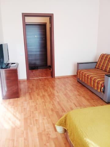 Уютная квартира в 20 квартале ждет своих гостей
