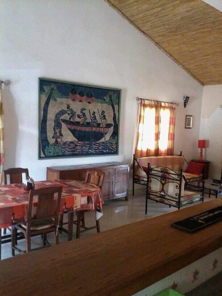 saly portudal maison a 100m de la plage
