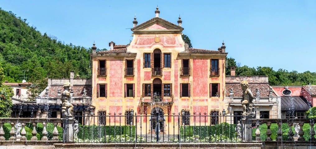 The Residence of the Doge - Valsanzibio - Villa